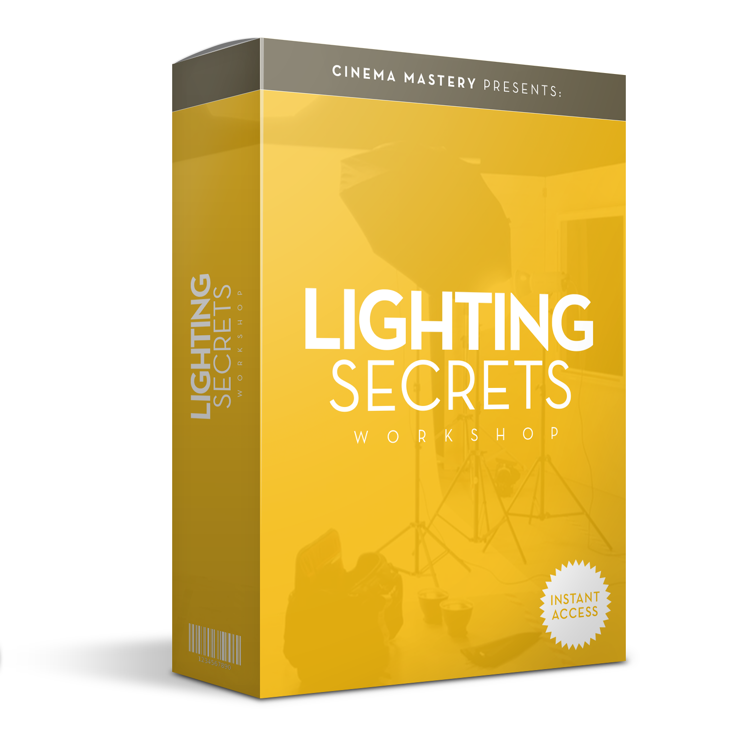 Lighting Secrets The Complete Course For